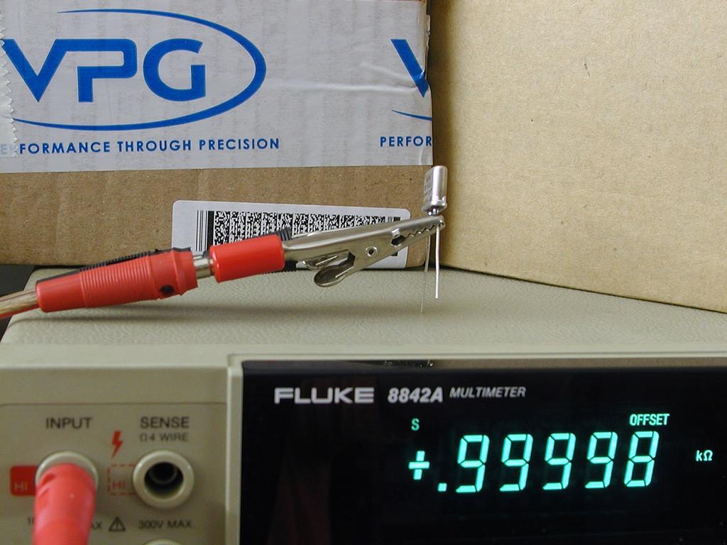 High Precision Decade Resistors Box Ultra 1 7